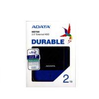 هارددیسک اکسترنال ADATA مدل HD700 ظرفیت ۲TB