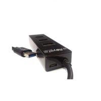 هاب ۴ پورت USB 3.0 رویال مدل RH3-412