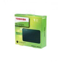 هارد دیسک اکسترنال توشیبا Canvio Basics ظرفیت ۱TB