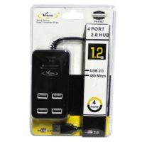 هاب USB 2.0 ونوس مدل PV-H187