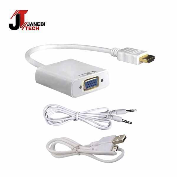 مبدل HDMI به VGA پی نت اکتیو