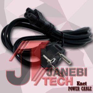 162 LQ 300x300 - کابل برق 3 پین لپ تاپی 1.5 متری برند Knet