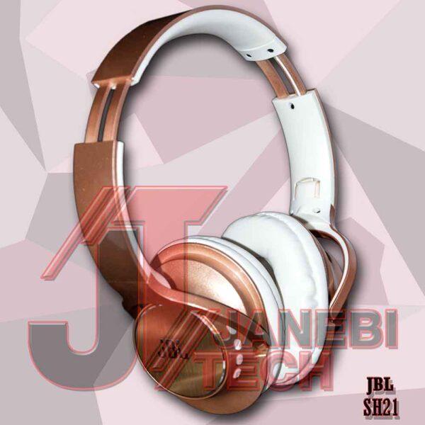 هدفون بی سیم بلوتوثی jbl مدل SH21 Wireless