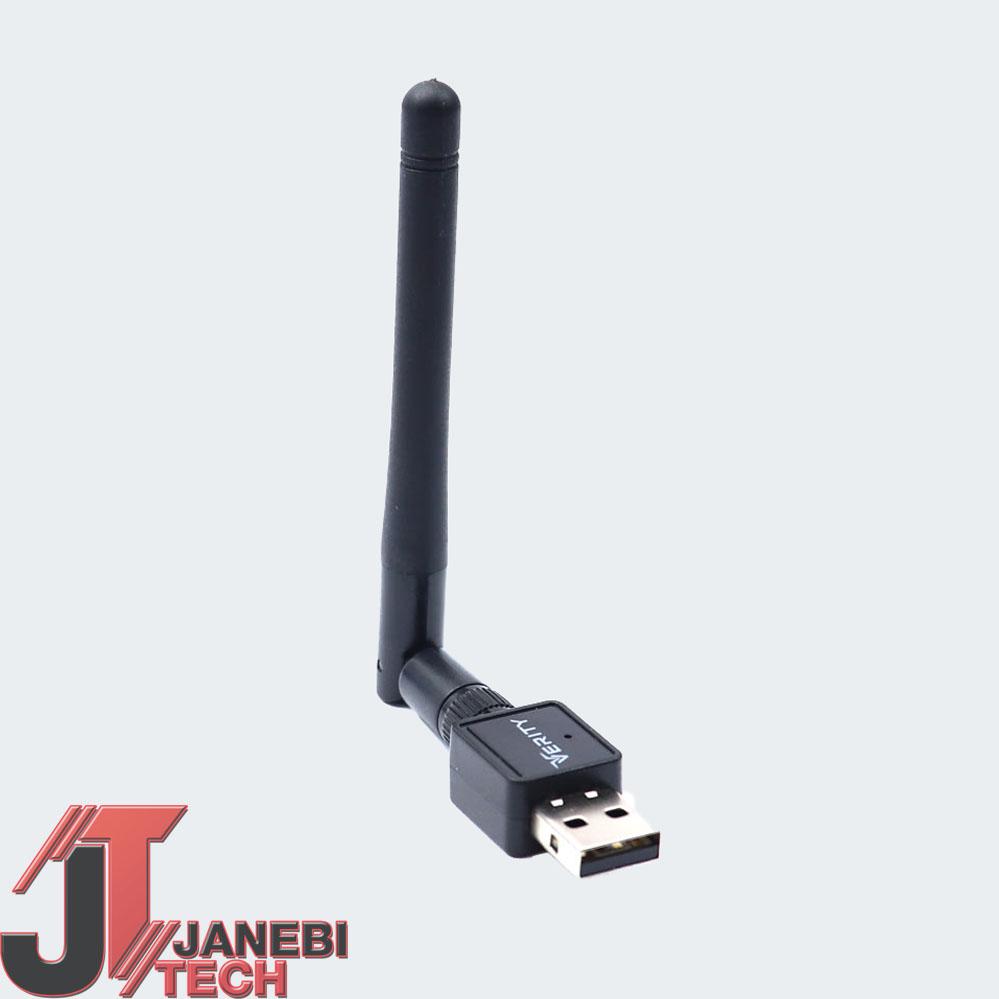 کارت شبکه بی سیم آنتن دار Verity U108W 150Mbps