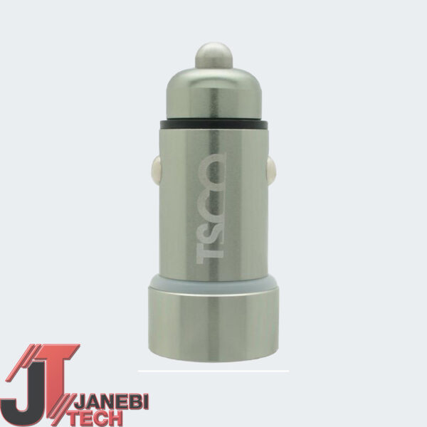 شارژر فندکی تسکو مدل TCG 30 به همراه کابل تبدیل microUSB